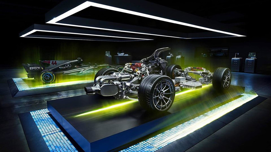 La Mercedes Project One, véritable F1 pour la route ?