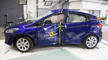 September 2017 EuroNCAP test