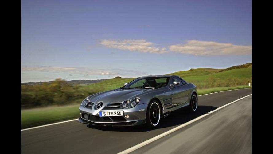 Mercedes SLR 722 Edition