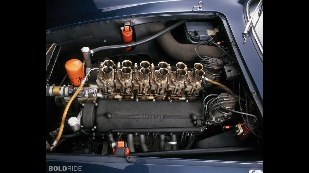 Ferrari 250 GT Berlinetta Lusso Competizione