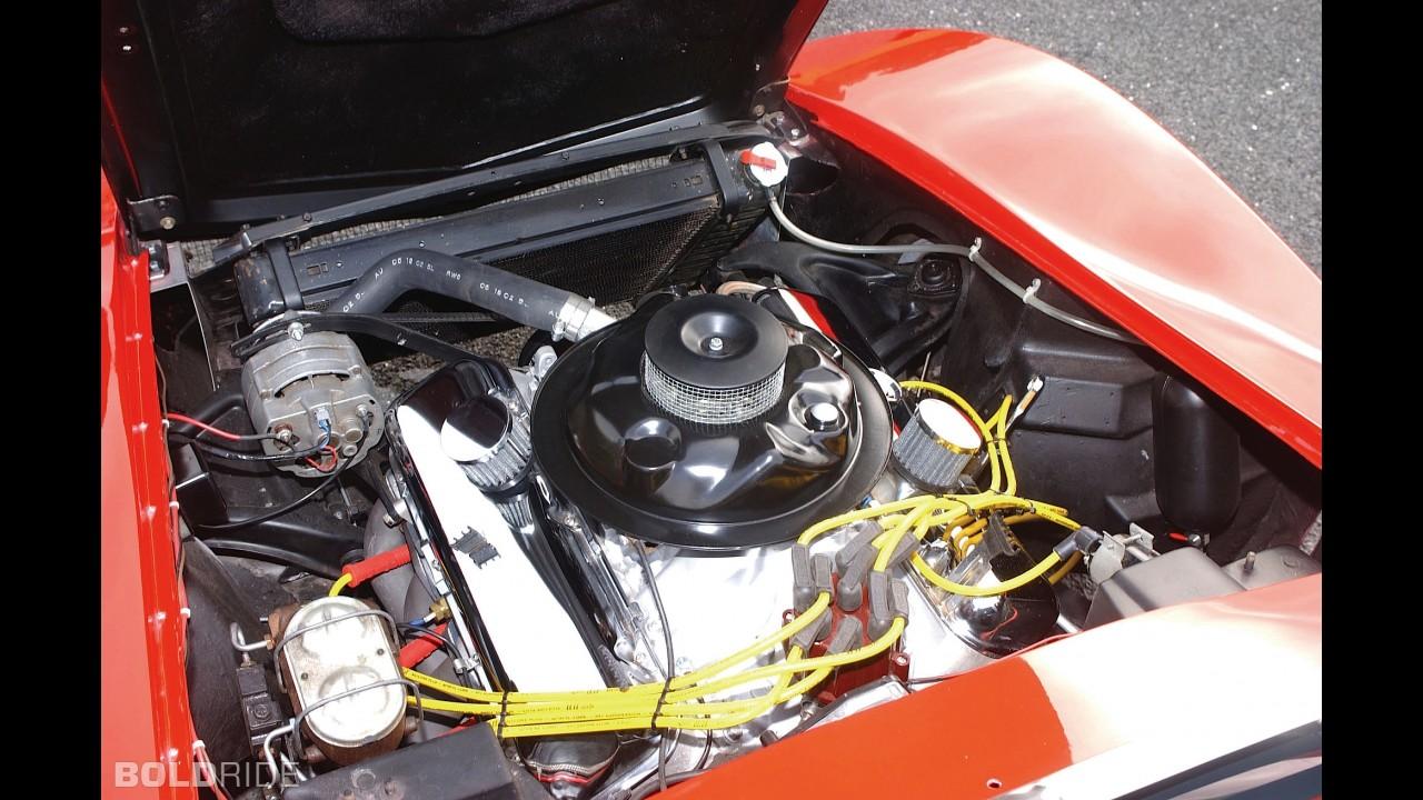 Chevrolet Corvette L89 Racing Car
