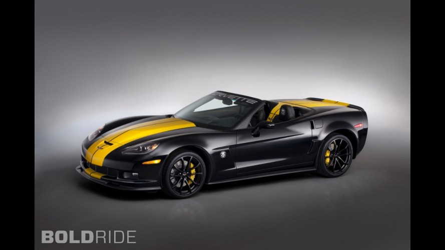 Chevrolet Performance Guy Fieri Corvette 427 Convertible
