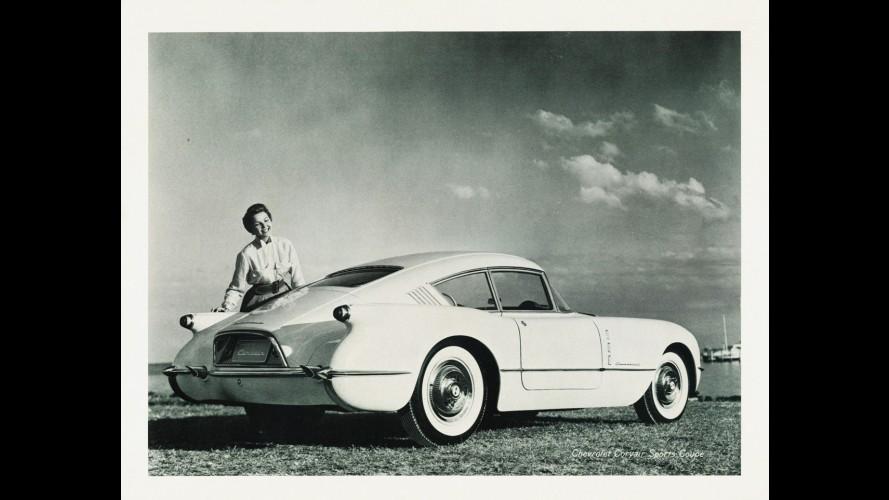 Chevrolet Corvette Corvair Concept