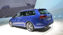 Volkswagen Golf Estate R-Line concept 05.3.2013