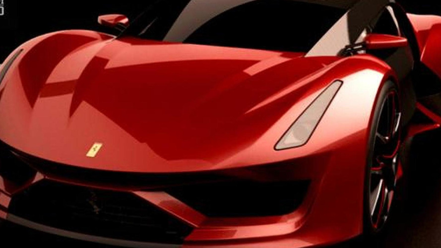 Ferrari Getto design study for 2025 [video]