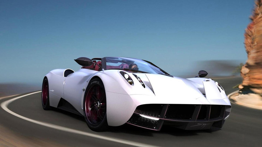 Pagani Huayra S or Huayra Roadster to debut in Geneva - report