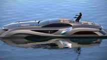 Xhibitionist yacht