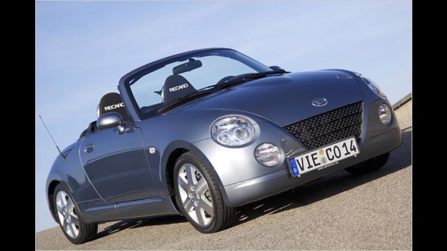 Goodbye Copen: Daihatsu legt Abschieds-Modell auf