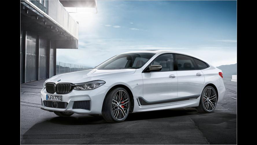 Mehr M für den BMW 6er GT