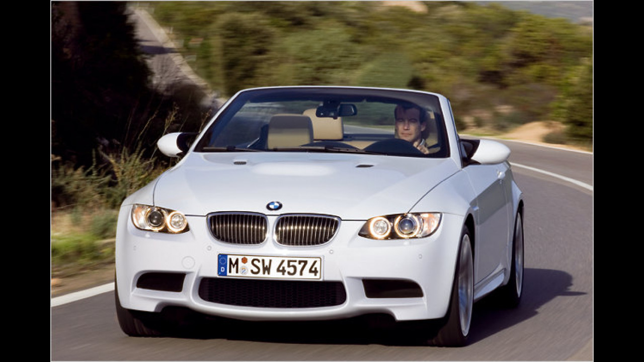 BMW M3 Cabriolet M DKG