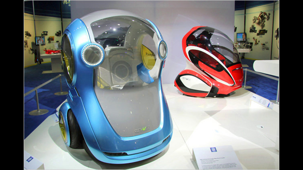 General Motors EN-V