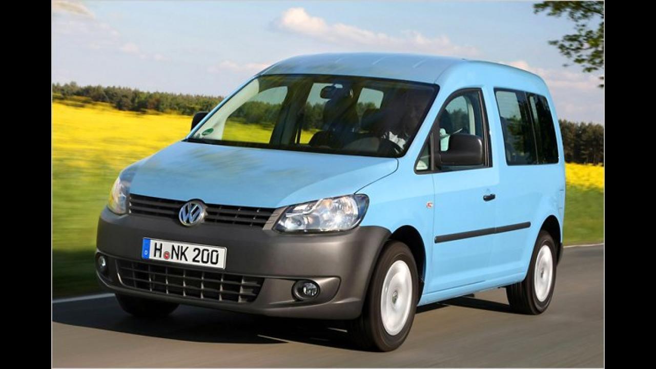 VW Caddy BiFuel