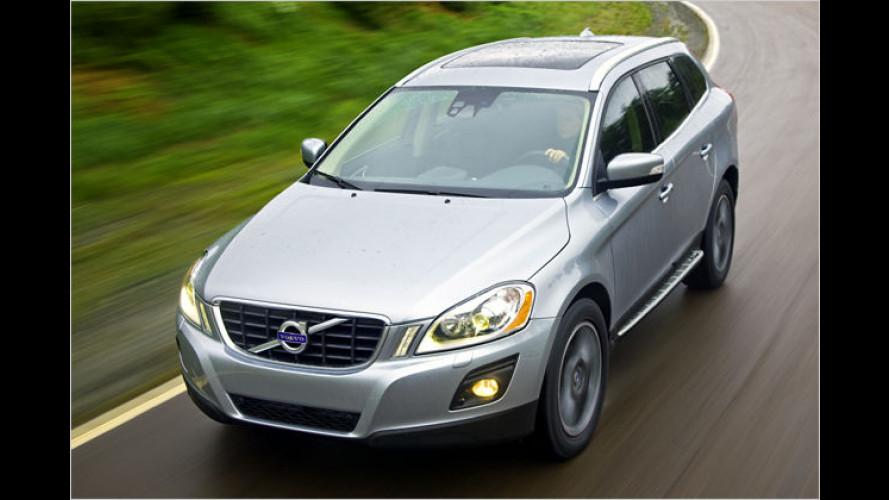 Volvo XC60: Neue Motoren und Frontantrieb