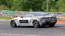 Aston Martin DB11 Volante Casus Fotoğraflar