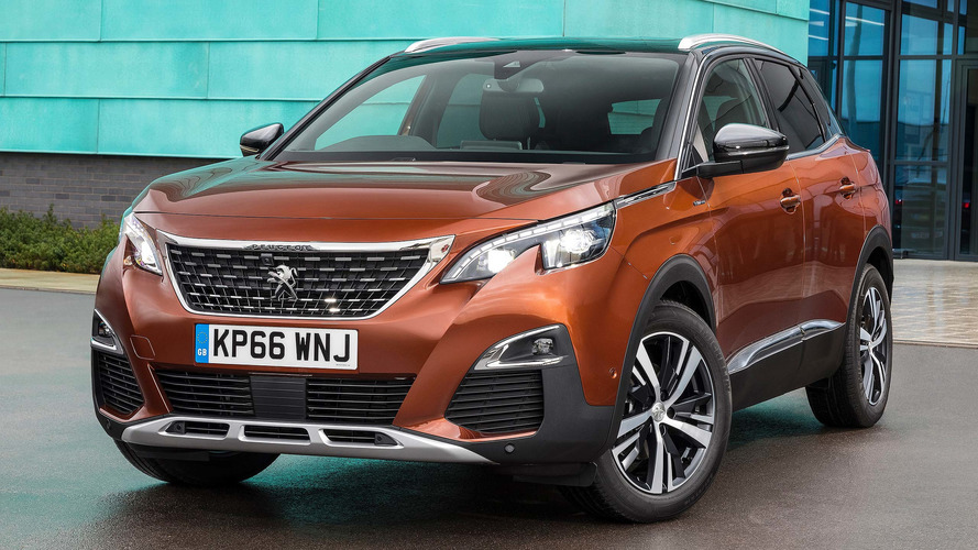 2017 Peugeot 3008 Review