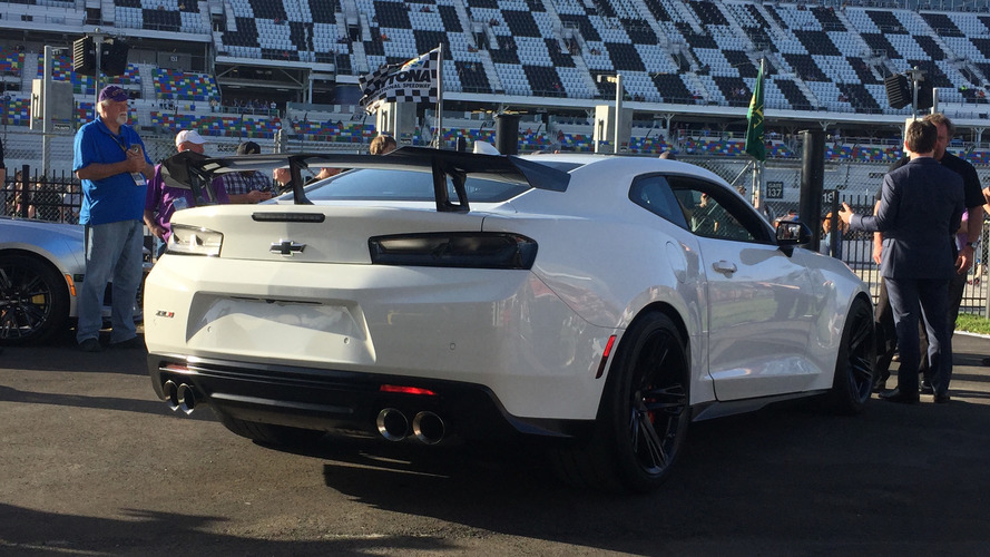 to make the ZL1 1LE a full three seconds quicker than a stock ZL1 ...