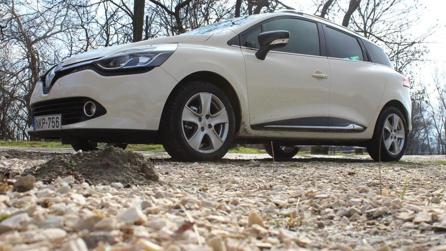 Autót tervezel vásárolni a családnak? Renault Clio Grandtour