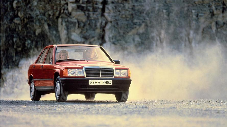 Klasik reklamlar: Mercedes-Benz 190