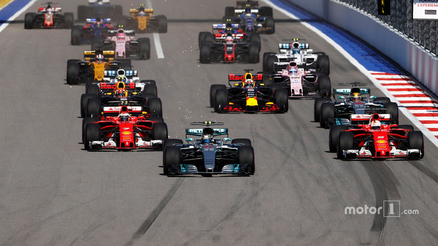 Revealed: Formula 1 Team Payments For 2017