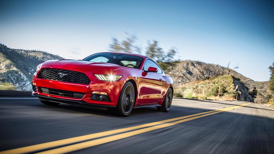 Ford Mustang - Voiture de sport la plus vendue dans le monde en 2016