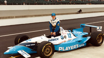 Jacques Villeneuve - Jacques Villeneuve comenzó su carrera en Europa antes de regresar a Norteamérica para competir en la Fórmula Atlántico y CART. En ese campeonato, en 1995 ganó las 500 Millas de Indianápolis.  Photo by: IndyCar Series