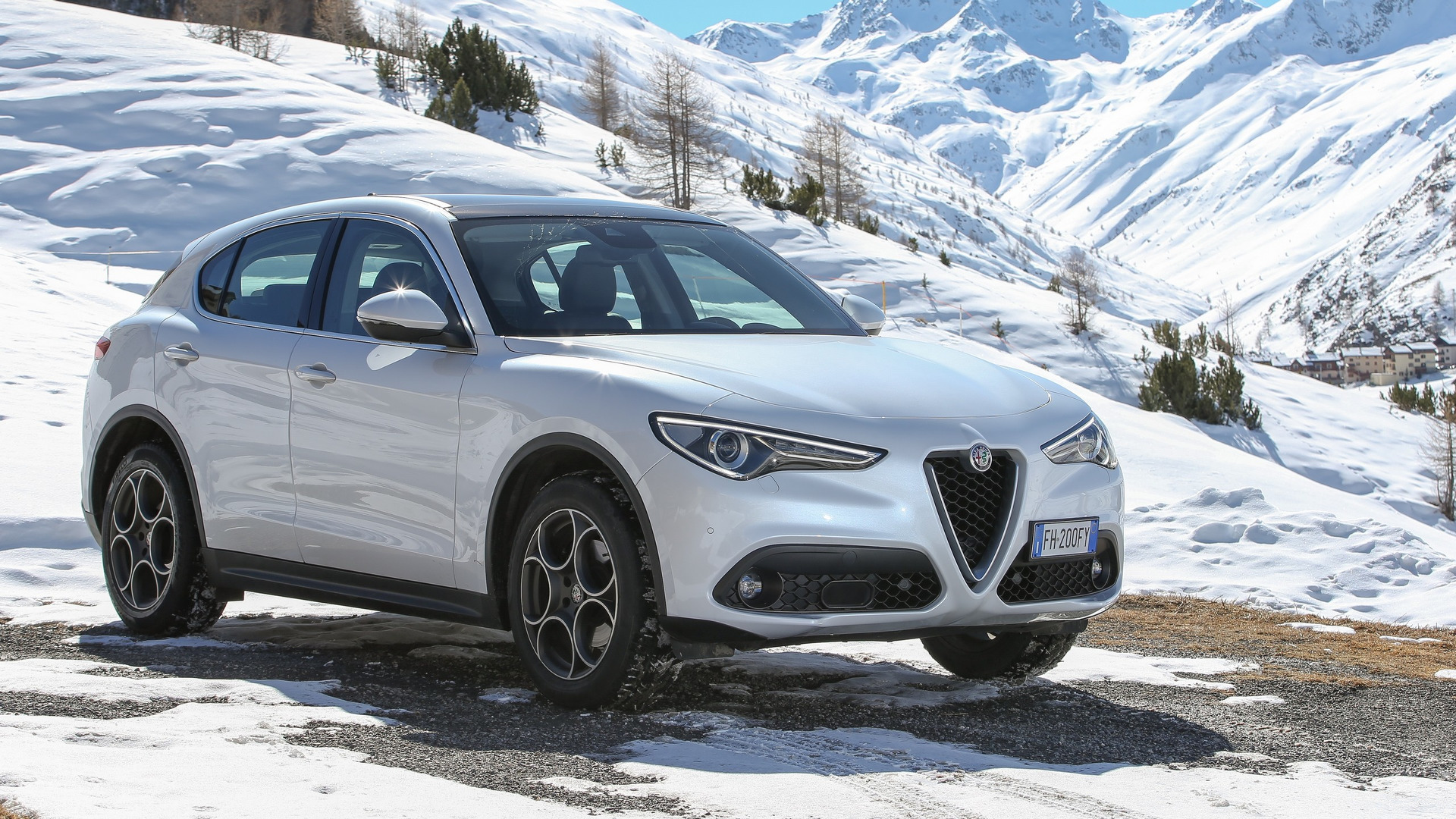 alfa romeo stelvio gets new base engines in some markets. Black Bedroom Furniture Sets. Home Design Ideas