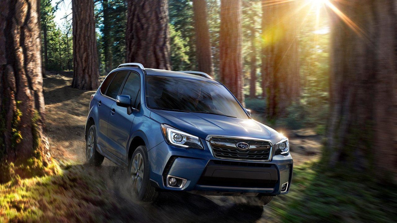 2018 Subaru Forester Offers EyeSight; Starts At $25,995ual transmission.