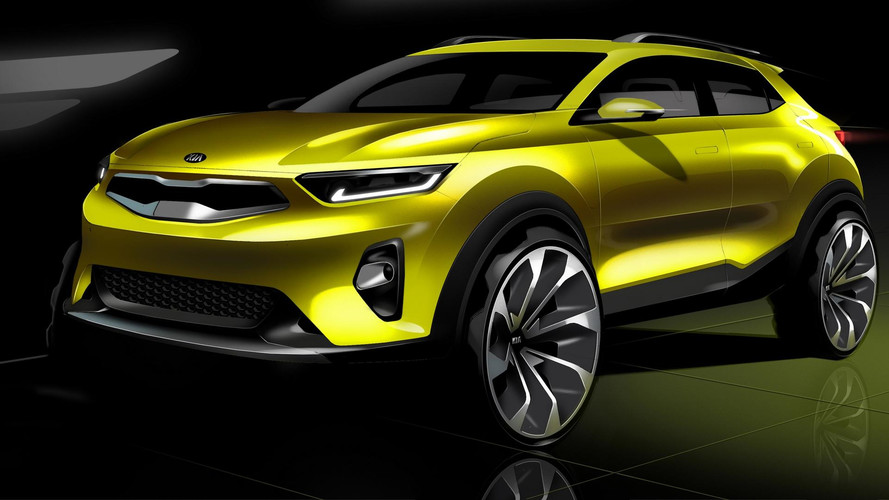 Kia Stonic: First Look At The Kia Sportage's Baby Brother