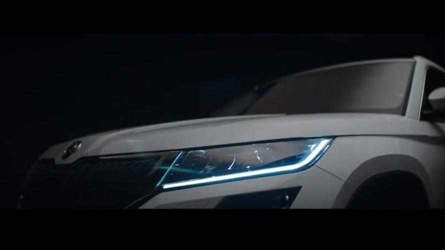 Skoda Karoq 2017 teaser