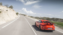 2017 Porsche 911 GT3 PDK İlk Sürüş İncelemesi