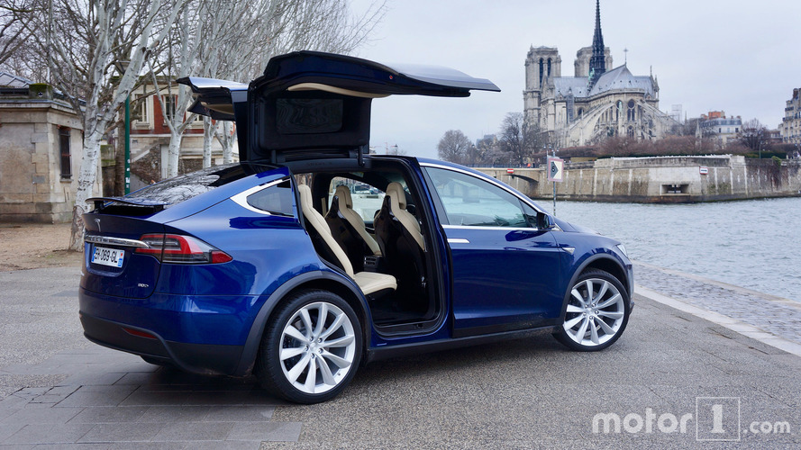 Des performances à la hausse pour les Tesla Model S et Model X