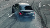 Mercedes-AMG E63 S Ad Campaign
