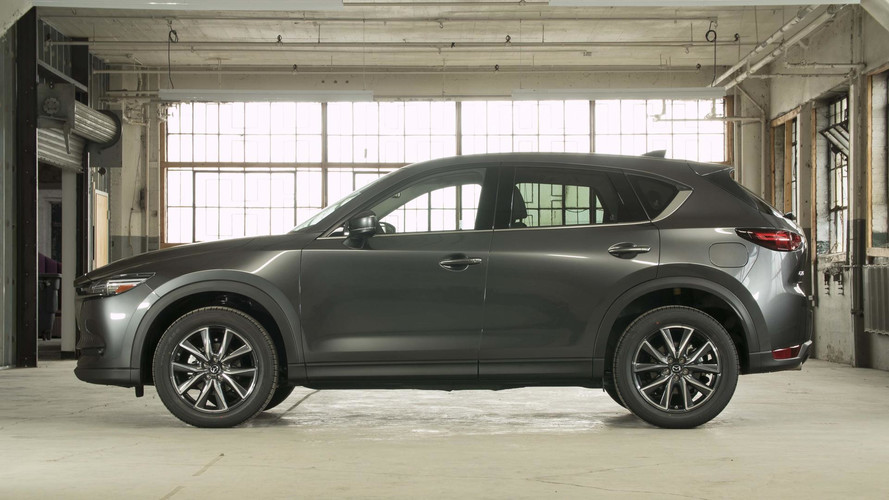 2017 mazda cx 5 why buy. Black Bedroom Furniture Sets. Home Design Ideas