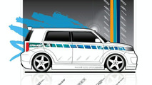 Scion xB by Greddy