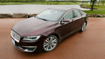 2017 Lincoln MKZ and MKZ Hybrid: Review