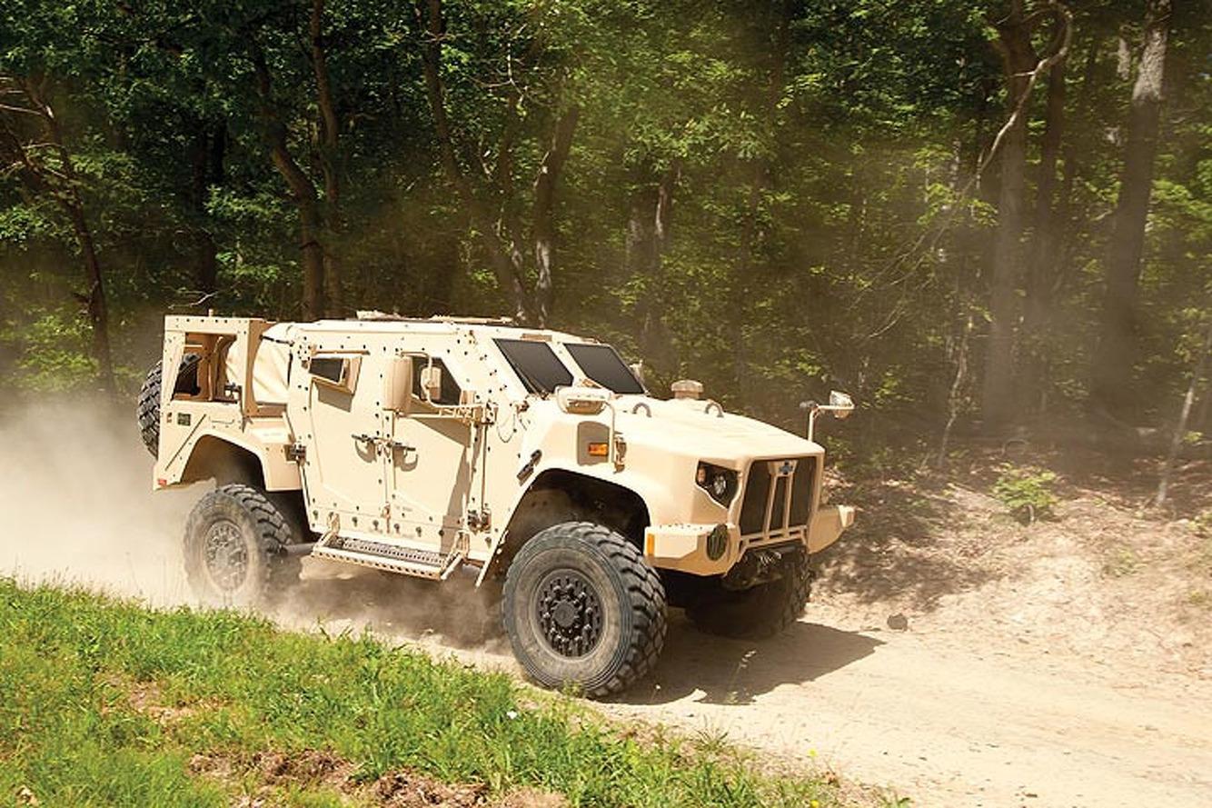 Humvee'nin halefi JLTV ile tanışın