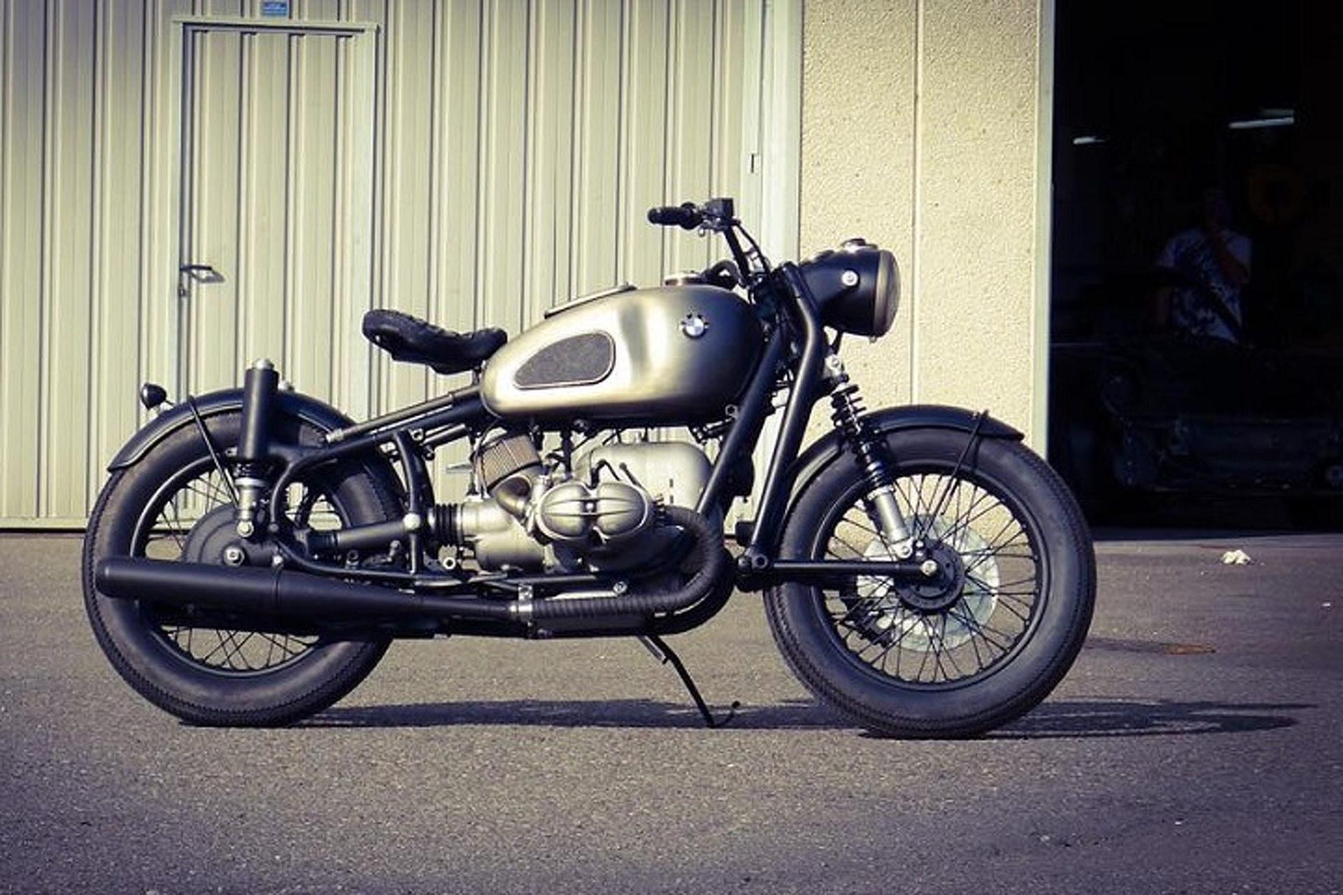 Cafe Racer Dreams BMW R69S is One Bold Bike