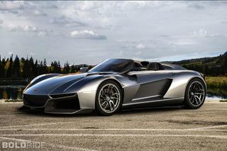 Rezvani Unleashes 500 Horsepower Beast Roadster