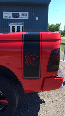 Dealer in Midland, ON makes insane Ram Hellcat pickup with 707 HP