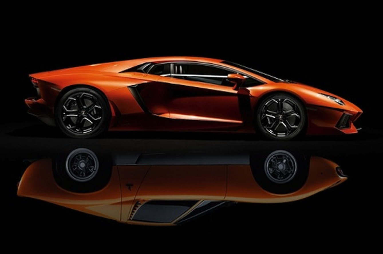 Lamborghini Prepping Special Aventador For Geneva Motor Show
