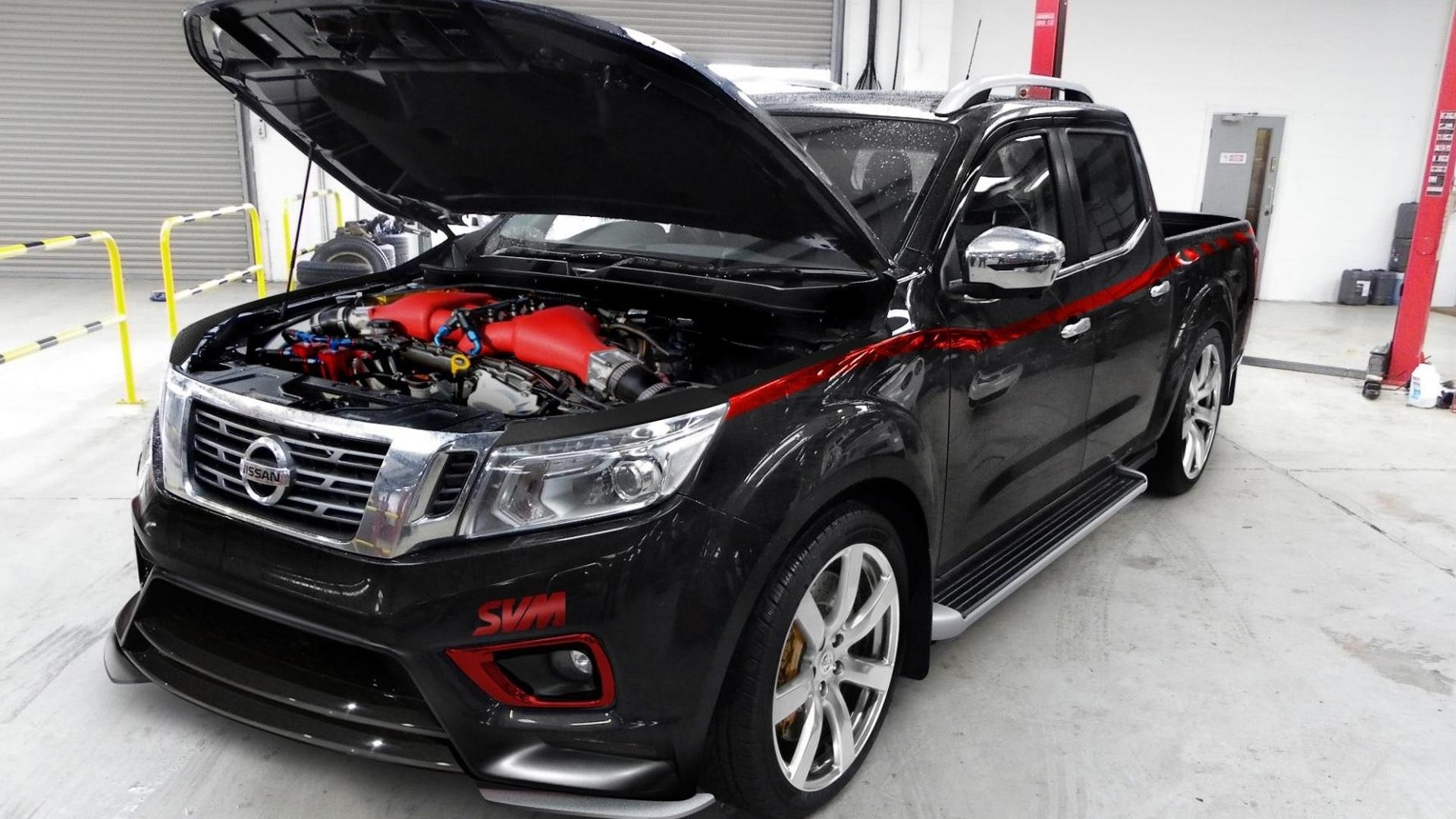 800 hp nissan navara has gt r engine upgradeable to 1 500. Black Bedroom Furniture Sets. Home Design Ideas