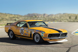 A '66 GT40 and 5 Other Rare Ford Icons are Up for Sale