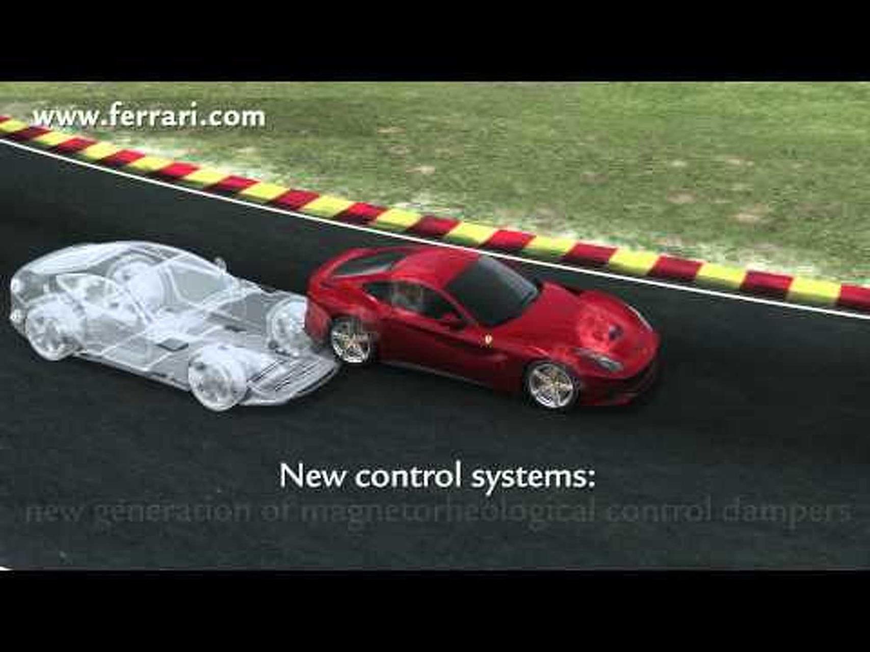 F12berlinetta - Focus on vehicle dynamics