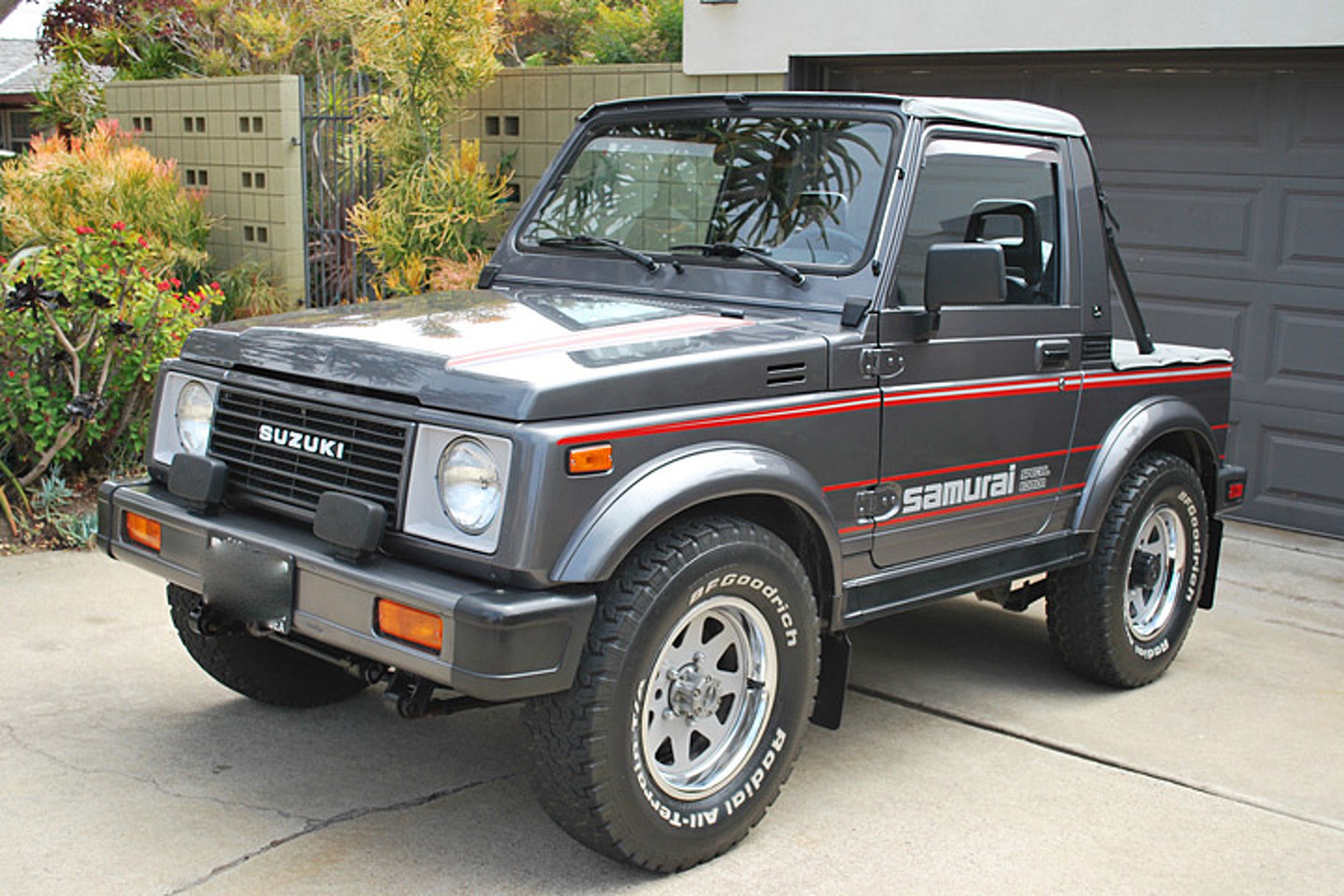 This 87 Suzuki Samurai Is The 4x4 Collector S Jeep