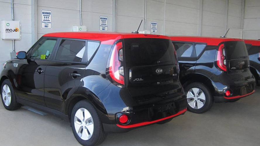 Kia Soul EV wireless charger in final stages of development