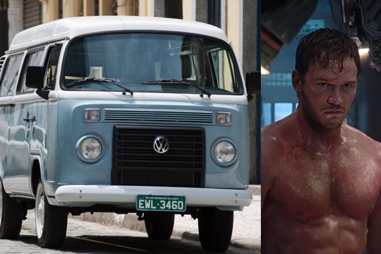 'Guardians of the Galaxy' Star Chris Pratt Got His Break While Living in a Van