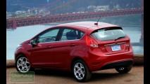 New Fiesta chega ao Chile no mês que vem por R$ 29.400