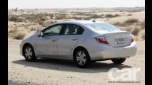Novo Civic 2012: Revista AutoEsporte antecipa visual do modelo