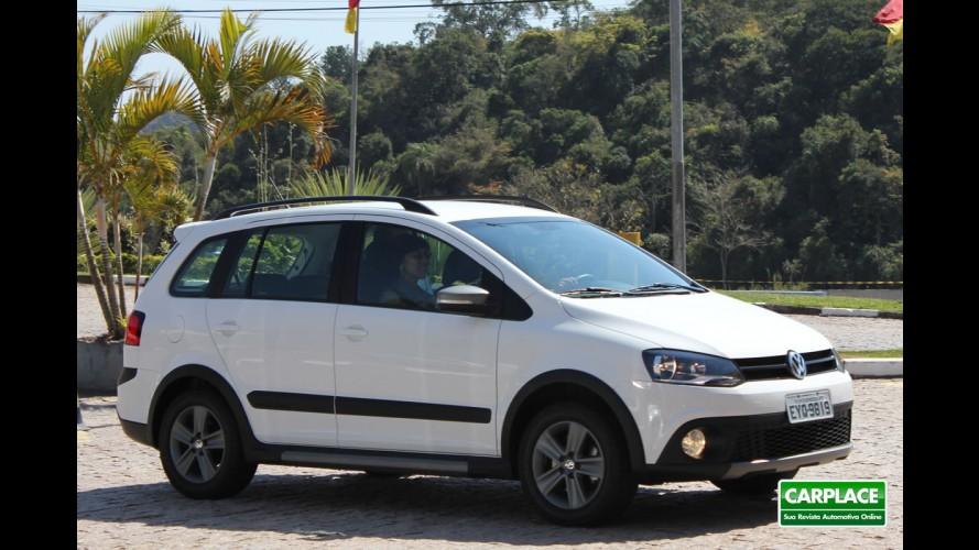Volkswagen Space Cross poderá deixar de ser oferecida na Argentina