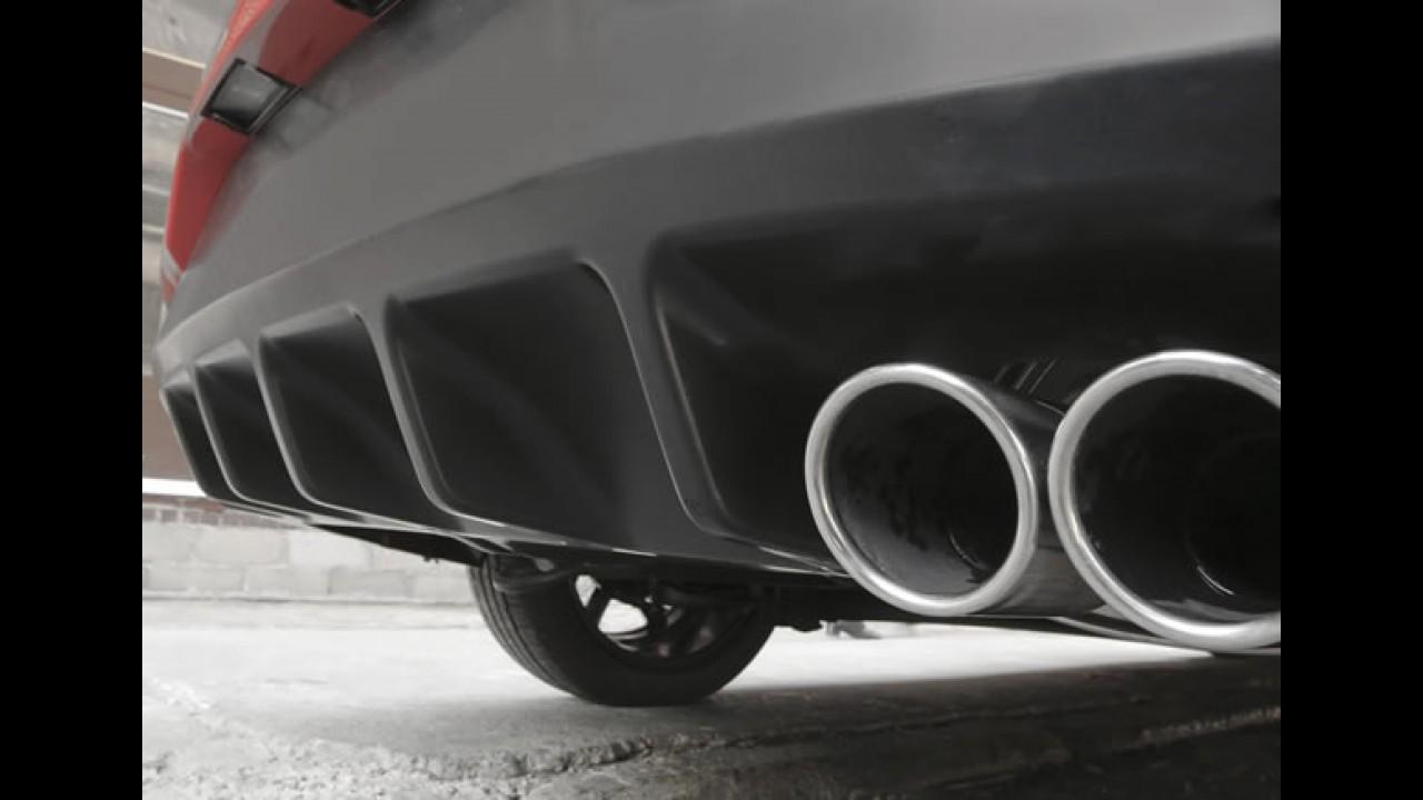 Kia Cerato Koup é lançado na Argentina - Preço equivale a R$ 60 mil